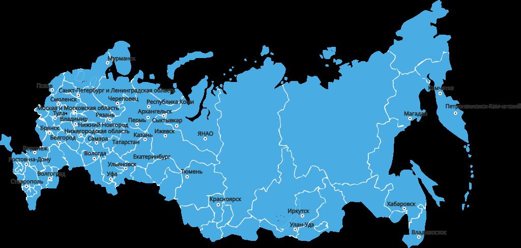 карта метки