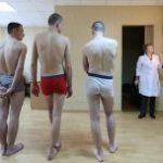 Расписание болезней при отсрочке от призыва в Вооруженные Силы РФ